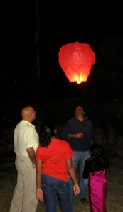 The Bedi balloon #2